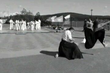 Открытый урок айкидо на набережной Комсомольска на Амуре, часть 5 | Aikido | 合気道